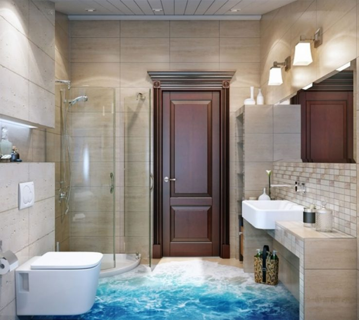 Terrific Small Bathroom Remodels Before And After