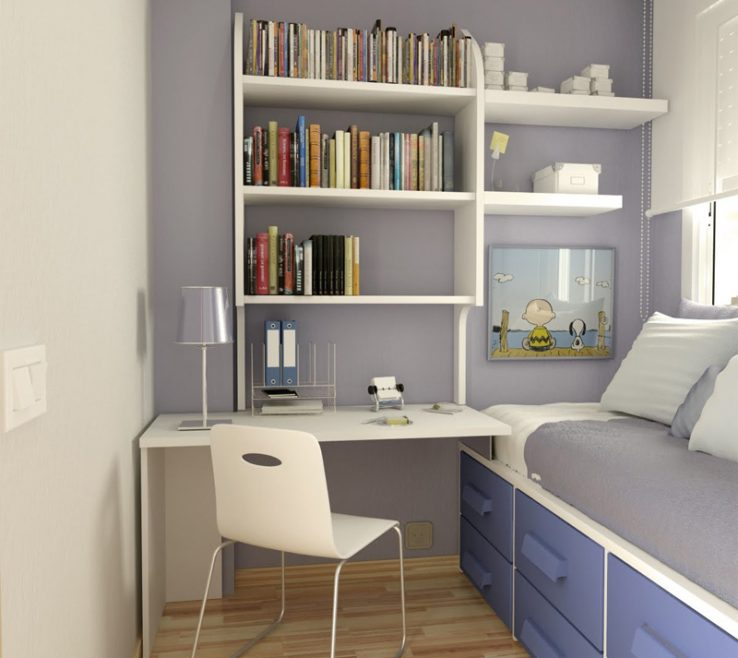 Terrific Small Bedroom Office Ideas Of Designs For Spaces Innovative With Photo