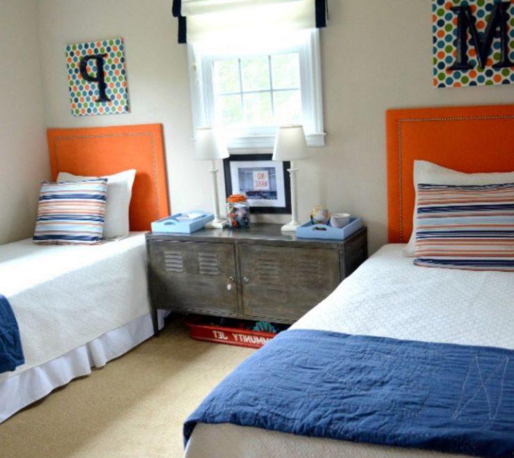 Twin Bedroom Ideas