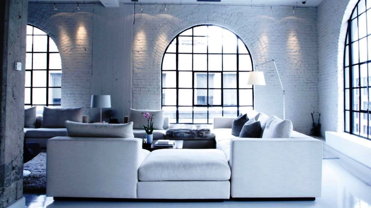 Unique Amazing Living Rooms Of With Oversized Furniture Pieces
