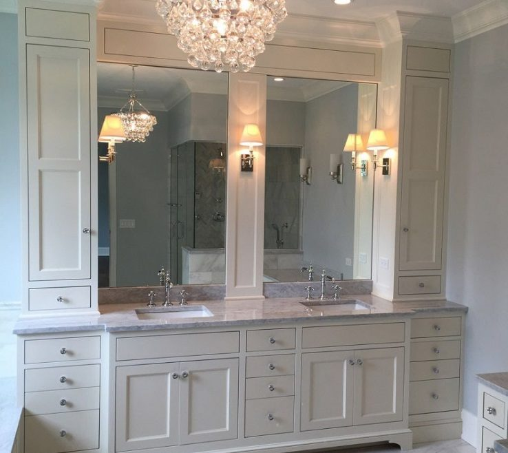 Unique Bathroom Chandeliers Ideas Of Click On The Image To See 10