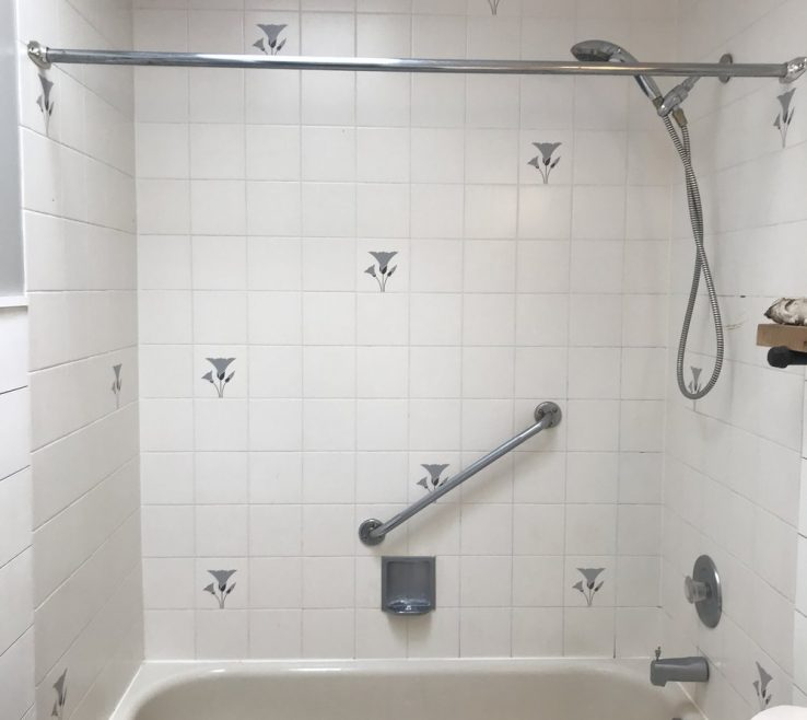 Unique Bathroom Tile Refinishing Of Ugh Its A Bit Embarrassing Sharing These