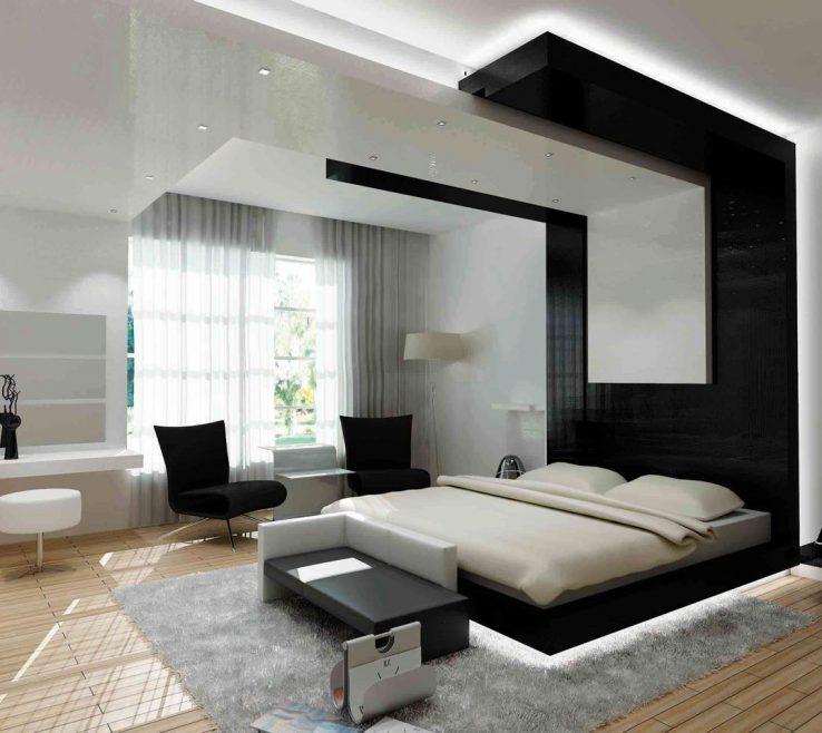Unique Best Bedroom Of Luxury Modern Decor