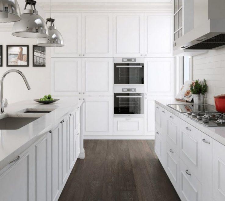 Unique White Kitchen S With Black S