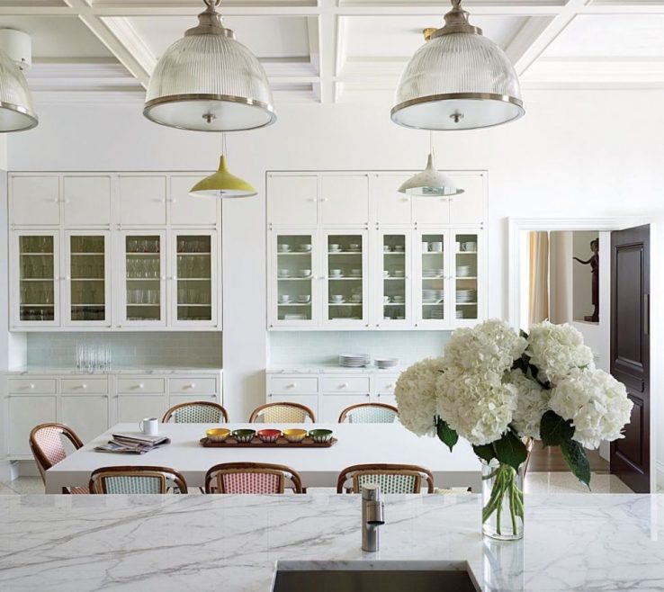 Vanity Architectural Digest Kitchens Of Architect Shelton Mindel And Associates And
