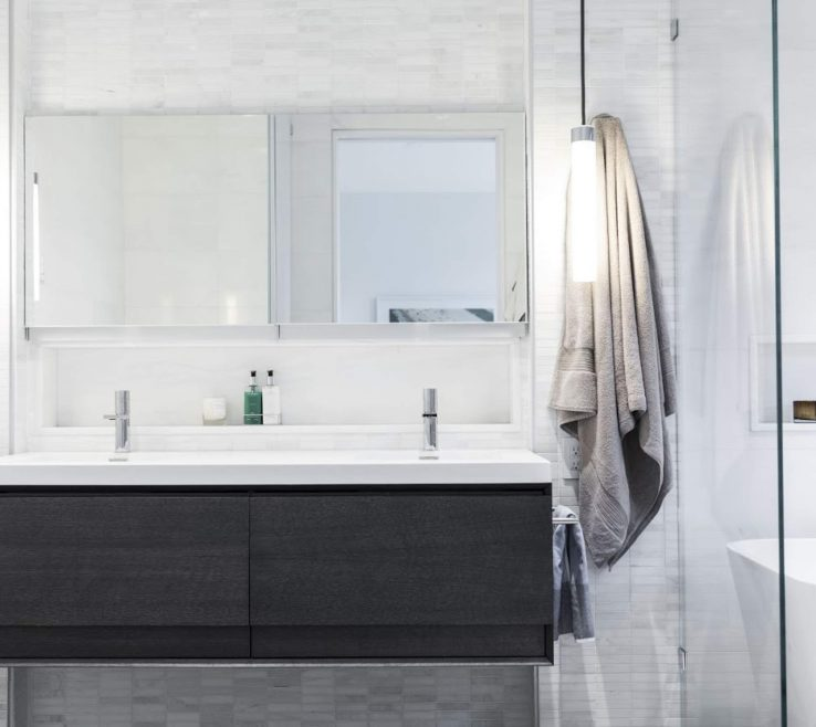 Vanity Bathroom Renovation Pictures Of The Average Cost To Remodel A
