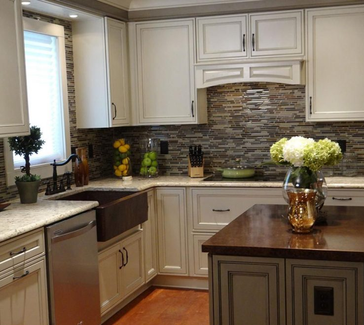 Vanity Kitchen Remodel Ideas Before And After Of 20 Small Makeovers By Hosts |