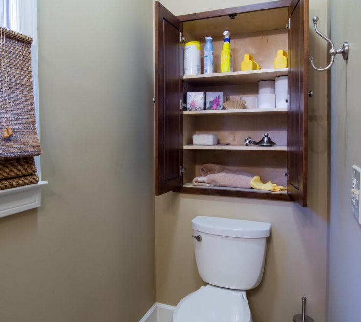 Very Small Bathroom Storage Ideas Of Shelving