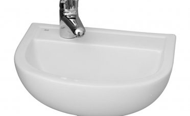 Wall Hung Bathroom Sink Of Barclay Pact In Wall Mounted