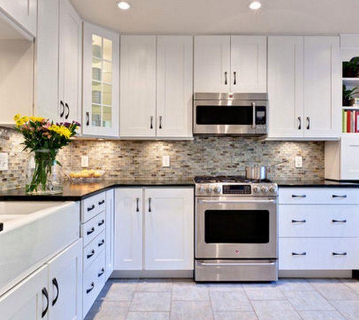 White Kitchen S With Black S Of Pretty Design Idea
