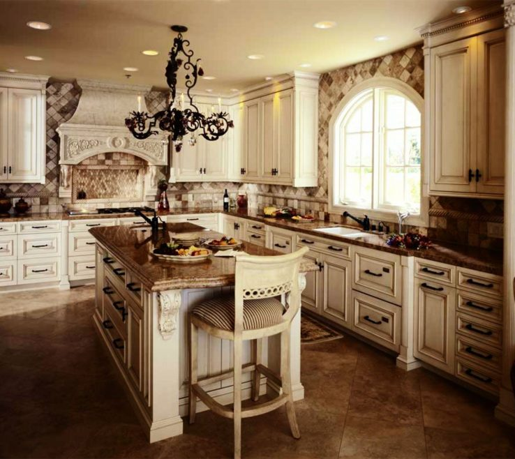 White Rustic Kitchen Of Curtains Fascinating Drawers Inside The Traditional