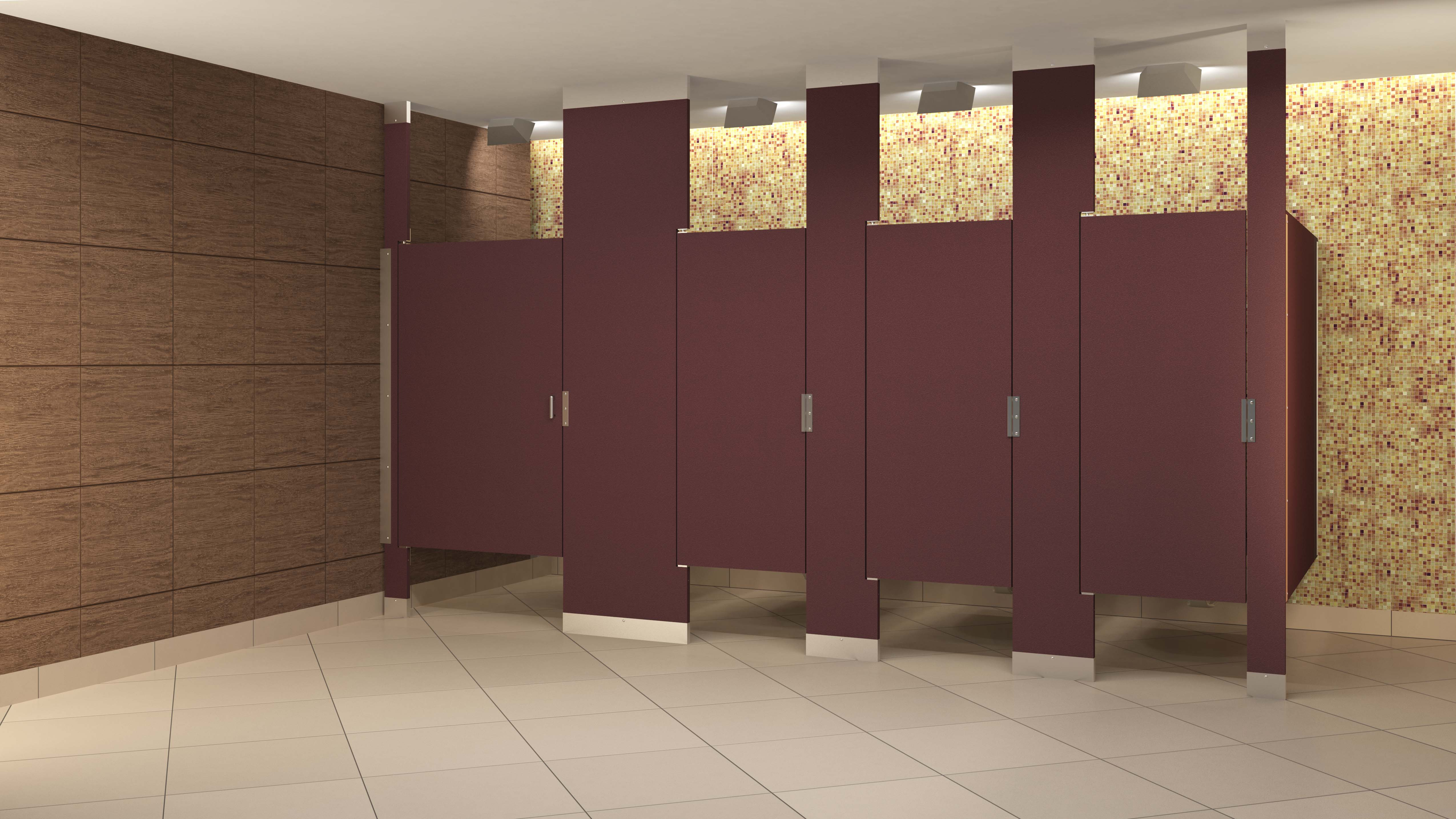 Wonderful Bathroom Partition Walls Of Stall Also With Mercial Stalls Also