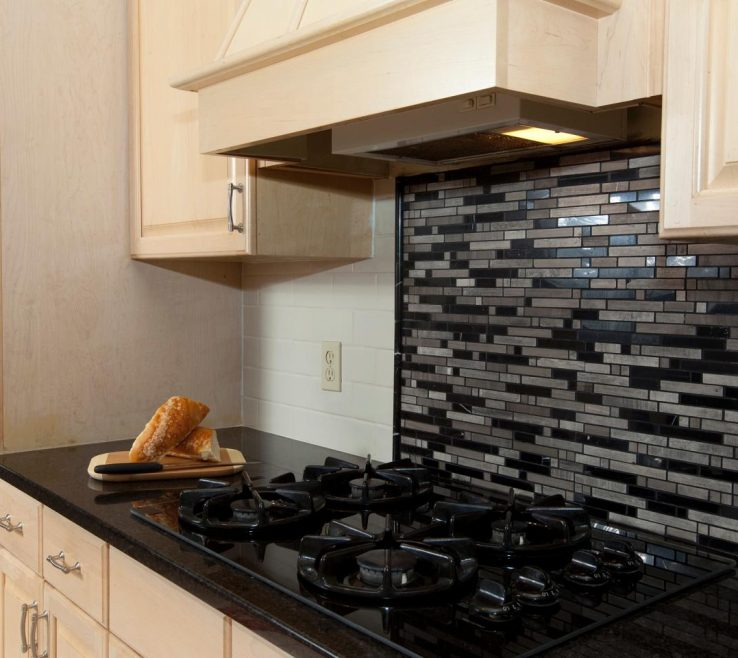 Wonderful Black Granite Kitchen S Of Modern