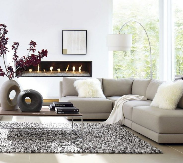 Wonderful How To Decorate A Corner In A Living Room Of Smallg Ideas With Fireplace Decorating Design Sofa