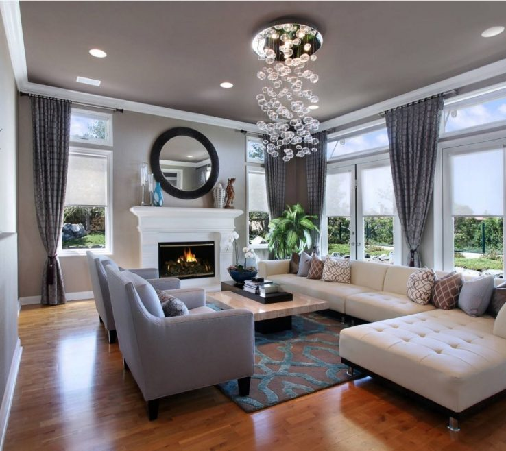 Wonderful Living Room Color Ideas 2017 Of Family Bining Formal And Family Contemporary