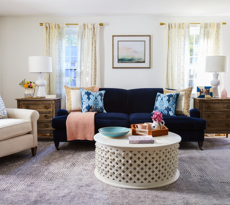 Wonderful Living Room Interior Design