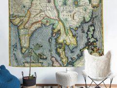 Living Room Tapestry