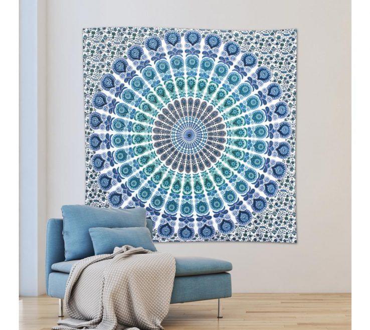Wonderful Living Room Tapestry Of Loni Wall