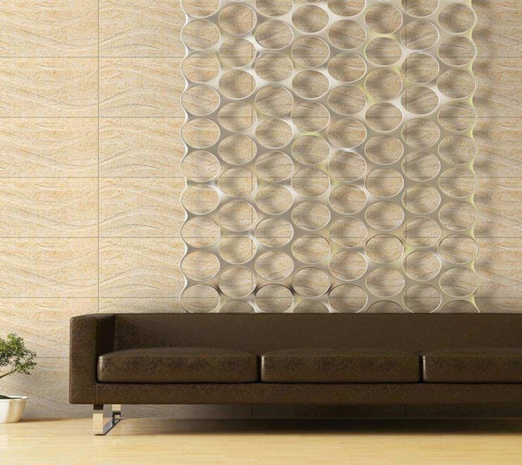 Adorable Wall Tiles Design For Living Room Of Room. Best