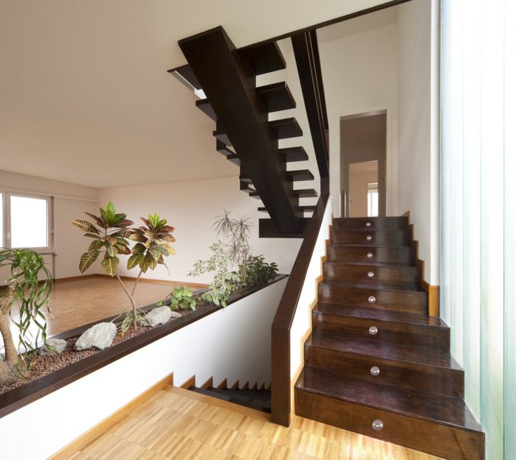 Alluring Modern Staircase Lighting Of Miniport By Edge By Pureedge