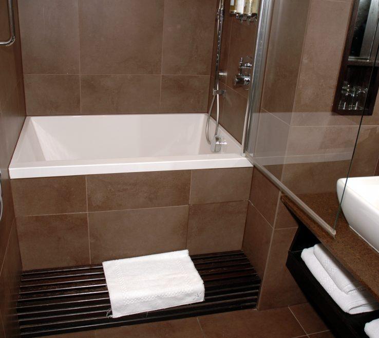Alluring Small Modern Bathroom Of Ideas