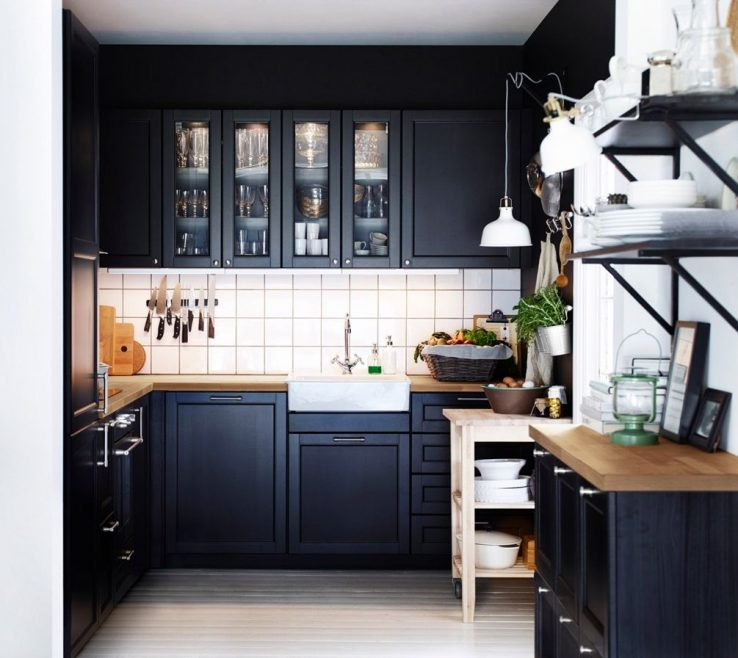 Alluring Space Saver Kitchen Design Of Small Techniques For The Best Space Saving