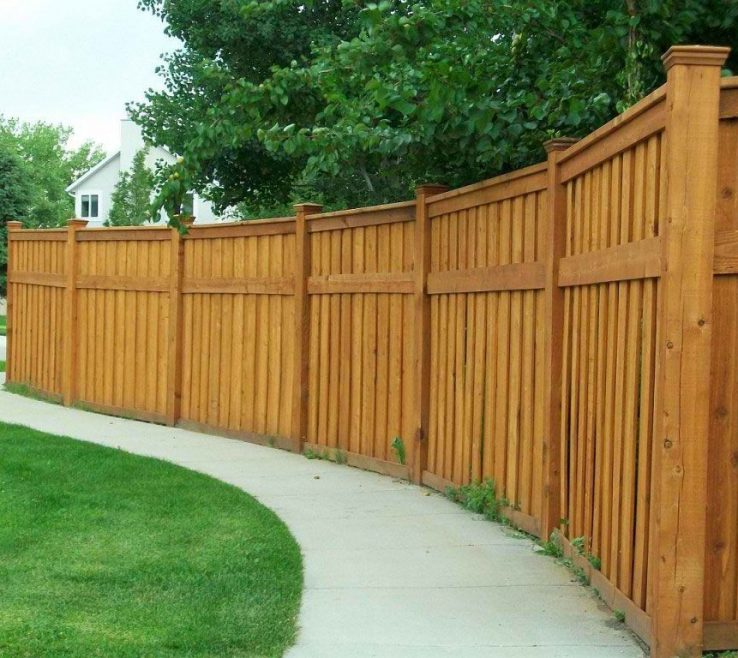 Amazing Attractive Fences Of Get Tips On Designing Privacy Fencing
