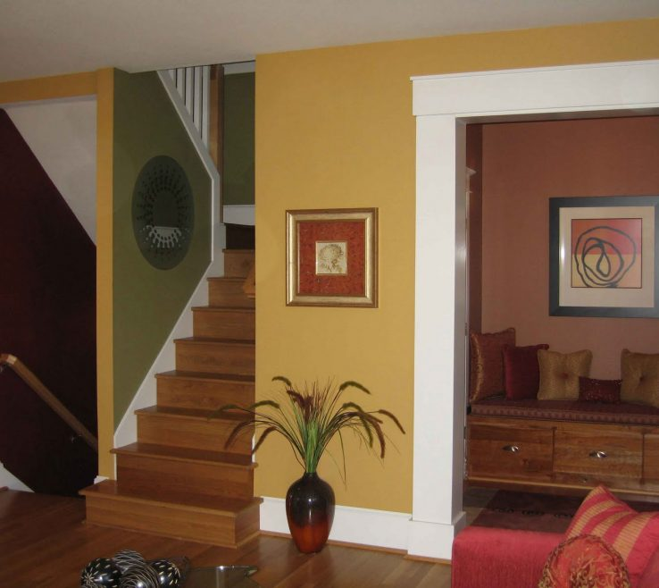 Amazing Contemporary Interior Paint Colors Of Ideal Color Schemes