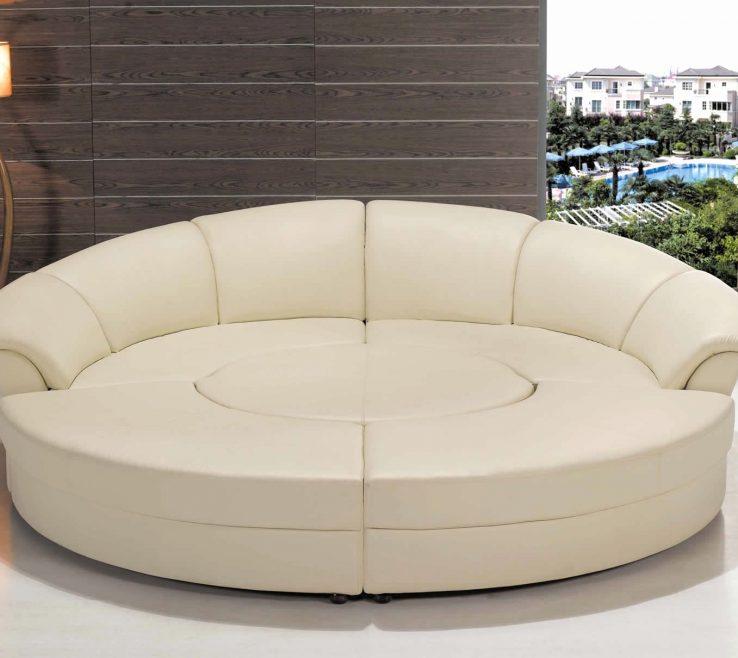 Amazing Round Modern Sofa Of Beautiful Set Designs Art Set Designs Unique