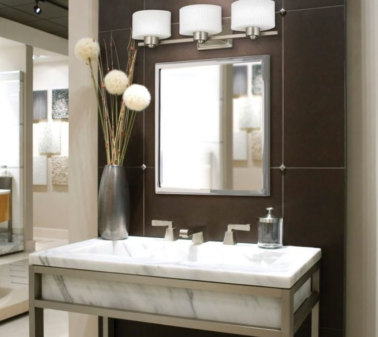 Amazing Unique Bathroom Vanity Mirrors Of Large Mirror Ideas With Frame And Double