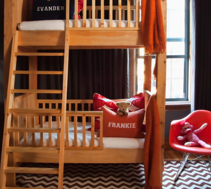 Artistic Childrens Storage Beds For Small Rooms Of Small, Shared Kids