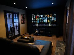 Ideas For Theater Room