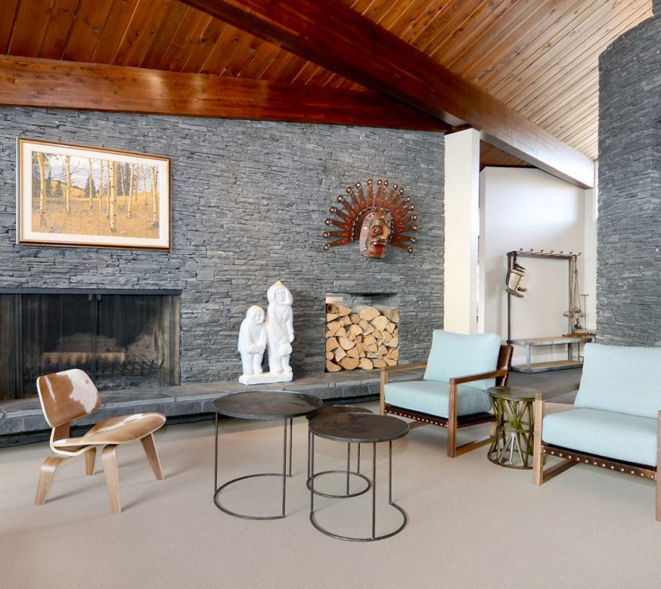 Artistic Mid Century Modern Interiors Of Wonderful Interior Design
