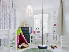 Swing In Room