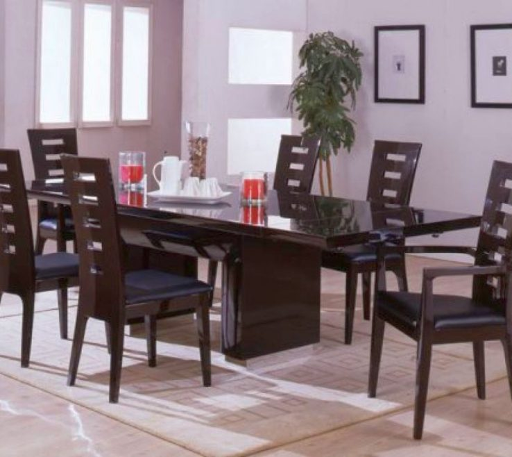 Astonishing Dining Room Tables Contemporary Design