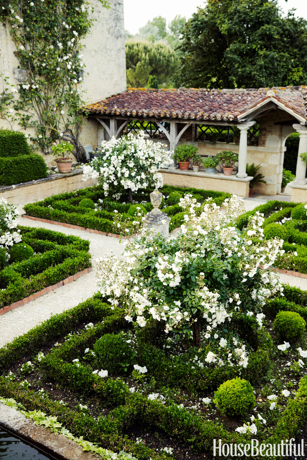 Astonishing French Garden Design Ideas Of Elegant Graceful At Herb