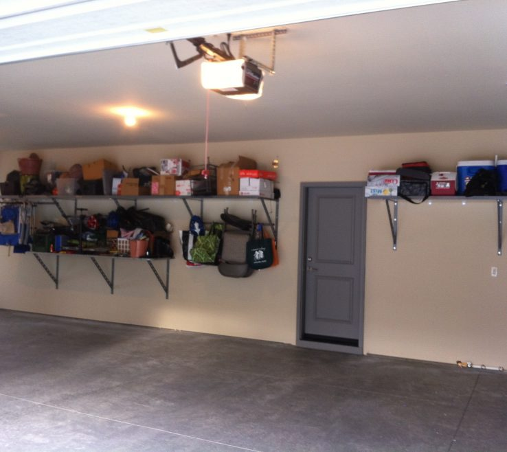 Astonishing Garage Redesign Of Storage Systems To Organize Things The Home
