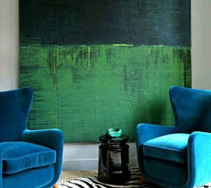 Astonishing Green And Turquoise Decor Of Color Trend Emerald Teal Room 9