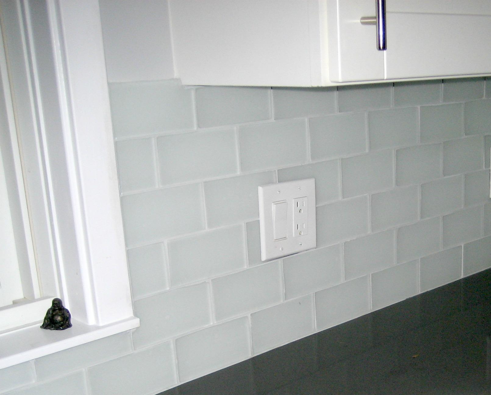 - Clear Glass Floor Tile - ACNN DECOR