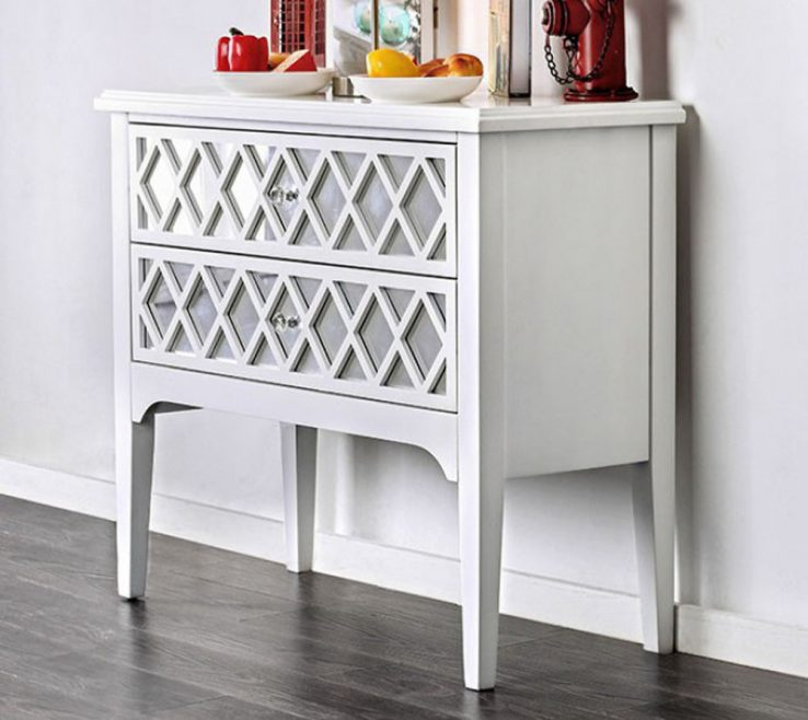 Astounding Contemporary Console Table With Drawers