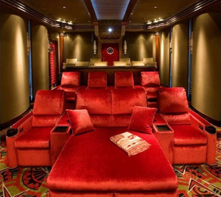 Astounding Ideas For Theater Room Of Home Theatre Decorating 209 Best Home Decor