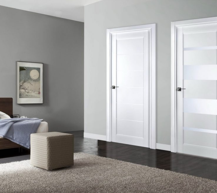 Astounding Interior Doors Modern Design Of Image Of: Affordable Contemporary