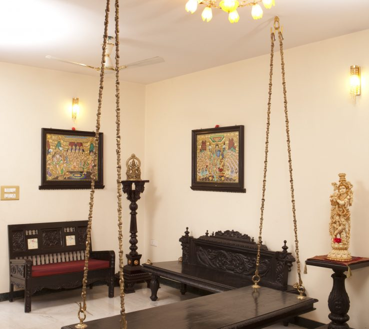 Astounding Swing In Room Of Jhula/swing This Kind Of Polish And Design