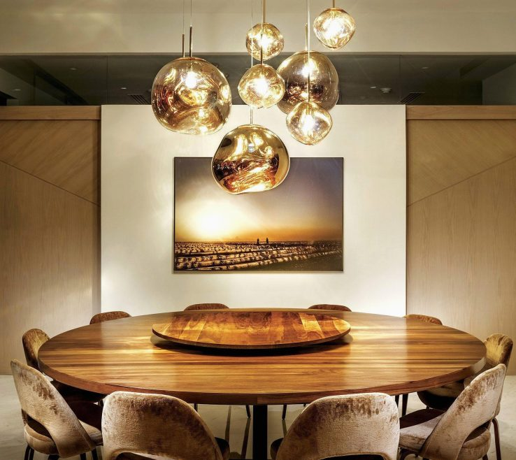 Astounding Wall Mounted Dining Table Ideas Of Superbealing Kitchen Within Lovely Reading Lamps