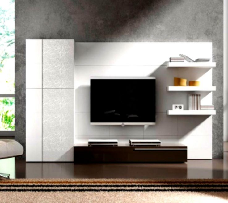 Astounding Wall Unit Designs For Small Living Room Of Led Tv Design E Design And Plans