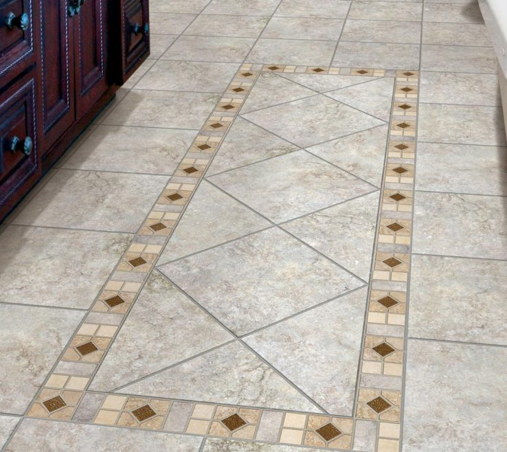 Attractive Tile Floor Designs For Kitchens Of Reasons To Choose Porcelain