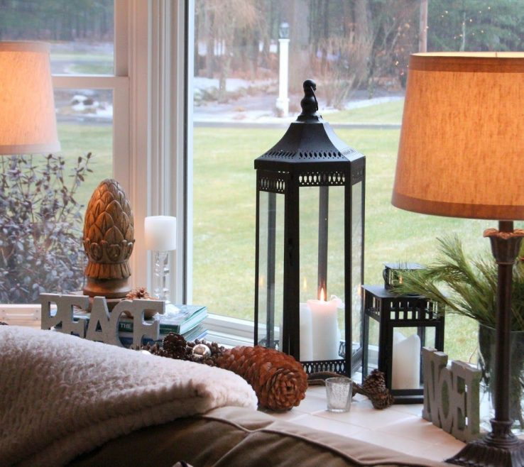 Attractive Window Sill Ideas Of Shine Your Light: Styling Bay Sills