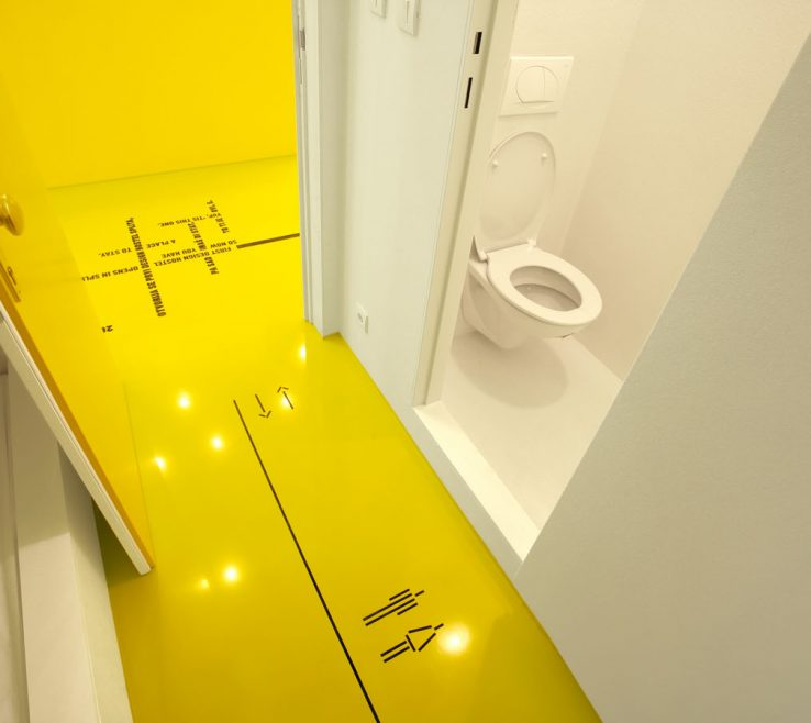 Attractive Yellow Bathrooms Of More Photos To Bathroom Accessories