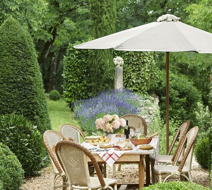 Beautiful French Garden Design Ideas Of Wander Through These