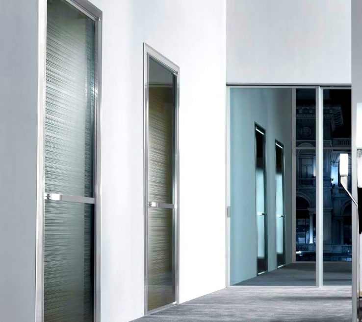 Beautiful Interior Contemporary Doors Of Affordable Modern Creative Staining Wood